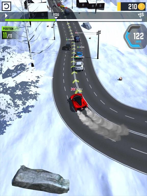 Turbo Tap Race screenshot 7