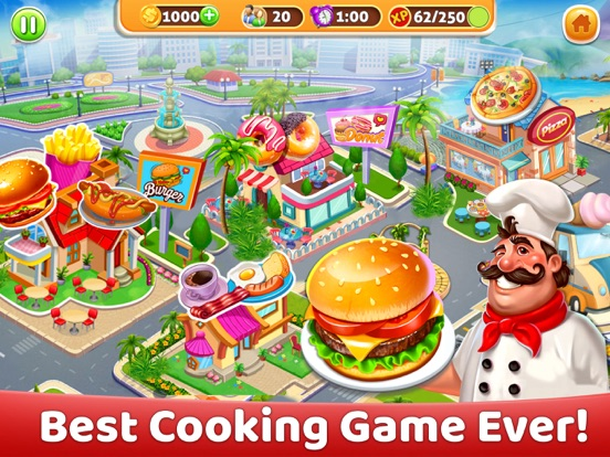 Delicious World Food Cooking screenshot 10