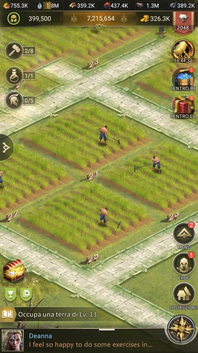 Screenshot of Rise of Empires: Fire and War6