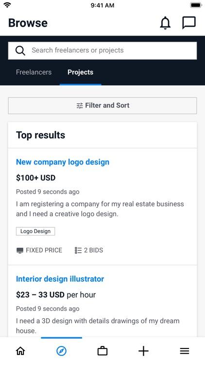 Freelancer - Hire & Find Jobs