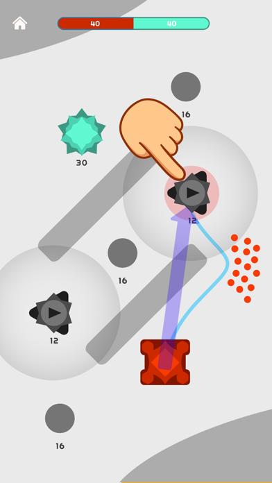 صراع النقاط - RTS 1 v 1لقطة شاشة1