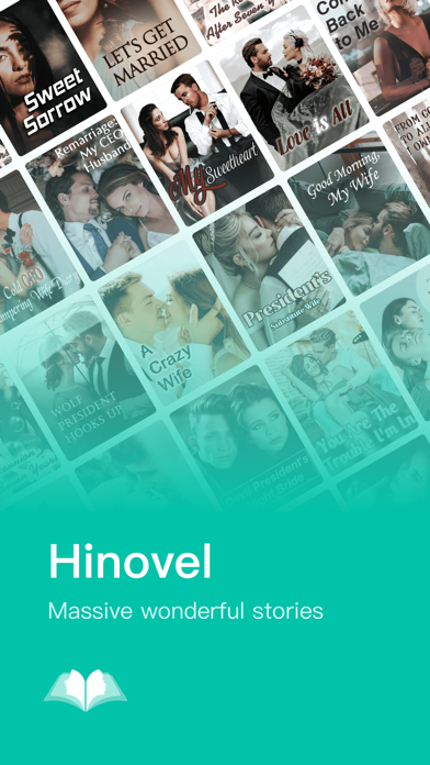 Hinovel - Top Romance Novels Screenshot