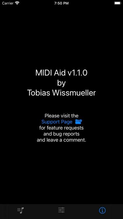 MIDI Aid screenshot-5