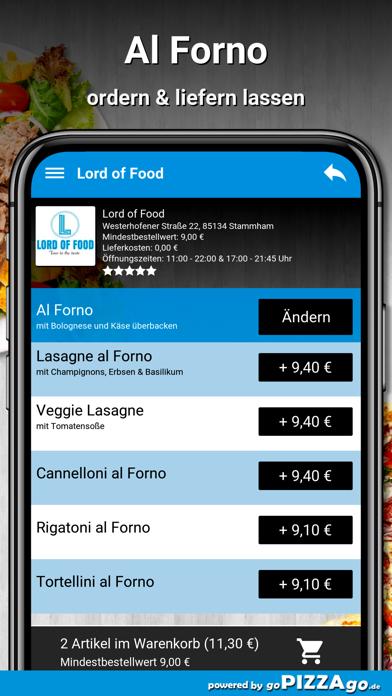 Lord of Food Stammham screenshot 6