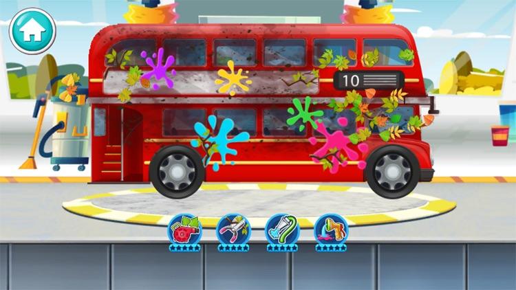 Little Car Wash screenshot-4