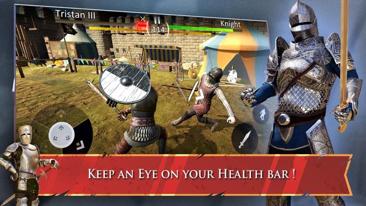 Knights Fight 2 screenshot-0