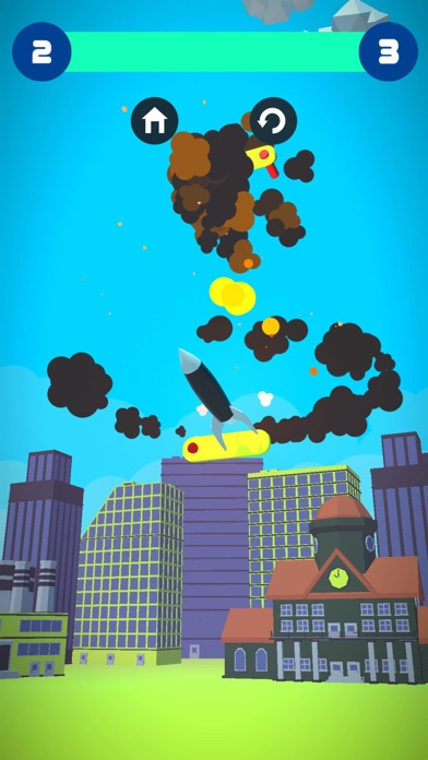 Rocket Stop - Save the Ship! screenshot 2
