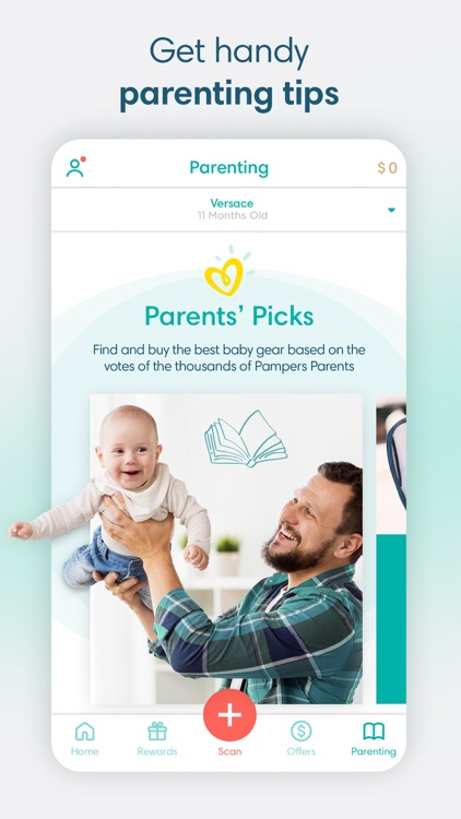 Pampers Club - Rewards & Deals screenshot-3
