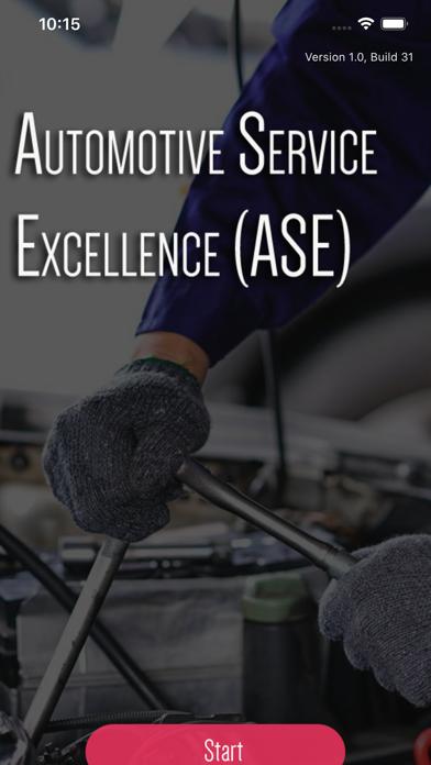 ASE A Series Exam Pro screenshot 1
