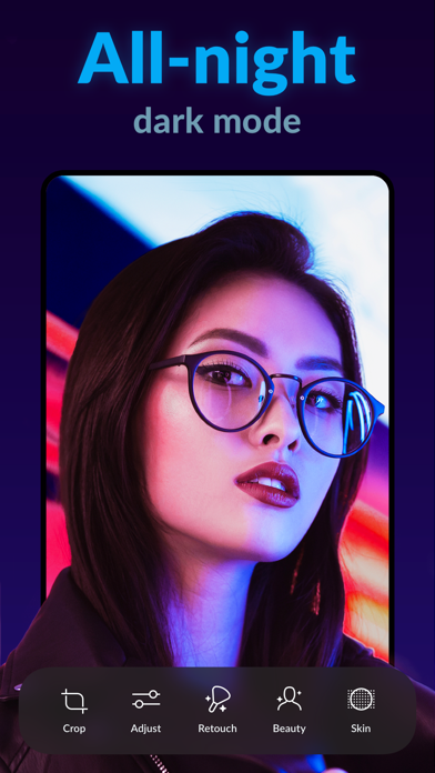 Facelab - Face Editor & Beauty Screenshot