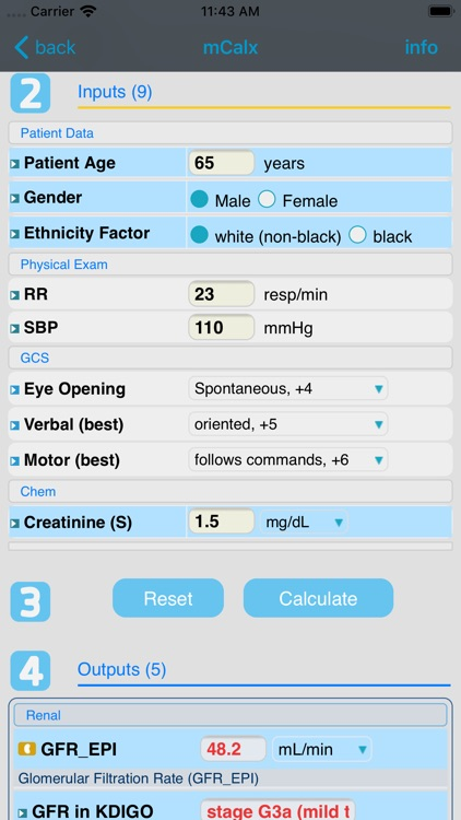 MediCalc® screenshot-6