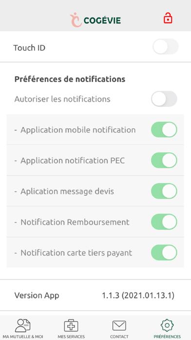 messages.download Cogévie software