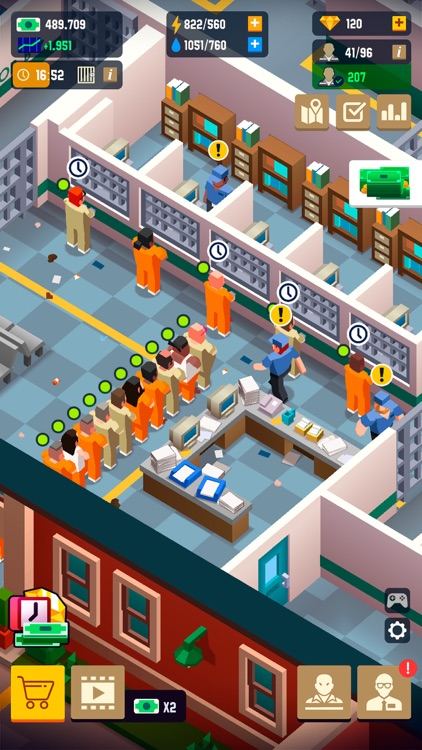 Prison Empire Tycoon-Idle Game screenshot-6