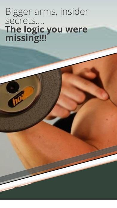 arm workout + chest push-ups screenshot 1