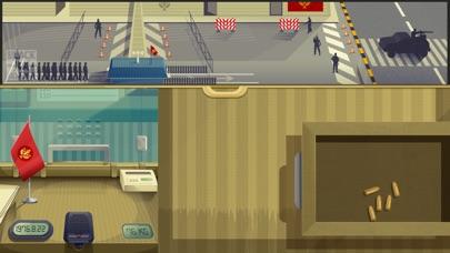 Black Border: Border Simulator Screenshot