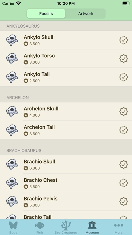 ACNH Island Guide screenshot-3