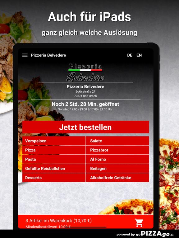 Pizzeria Belvedere Bad Urach screenshot 7
