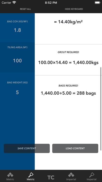 Tile Calculator 2020 LITE screenshot-3