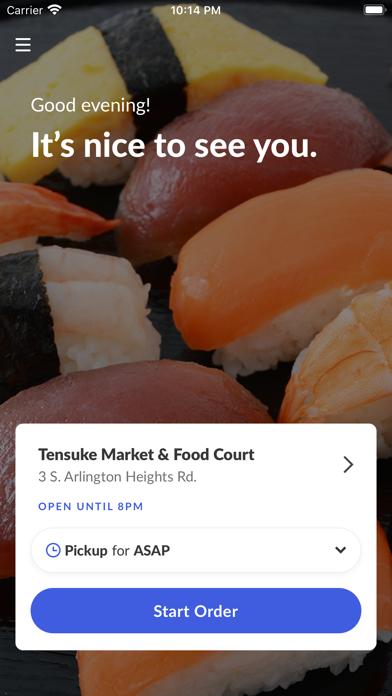 Tensuke MarketScreenshot of 2