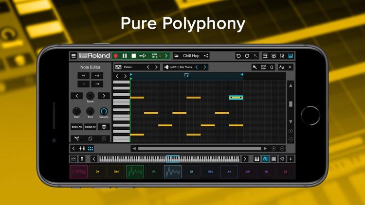 Roland Zenbeats screenshot-5