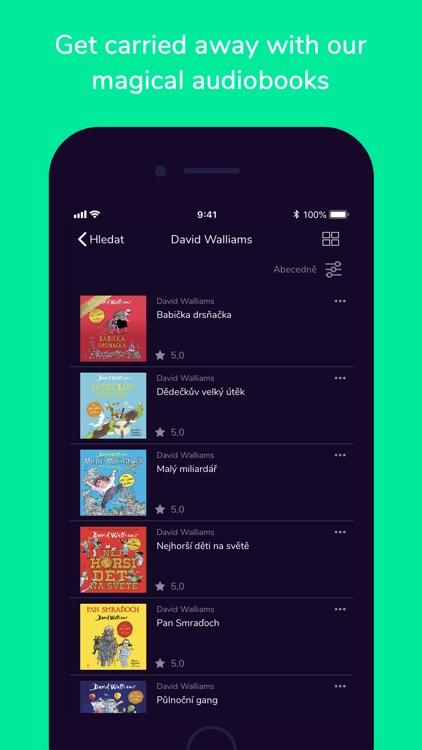 Audioteka screenshot-6