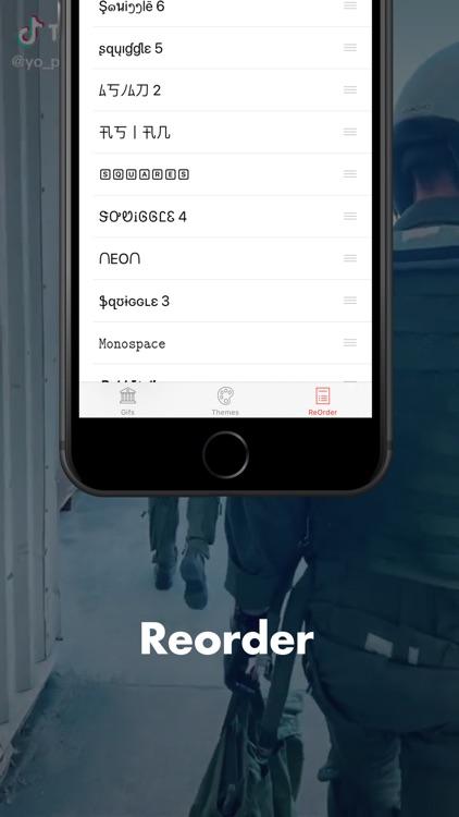 Best fonts keyboard for Insta screenshot-5