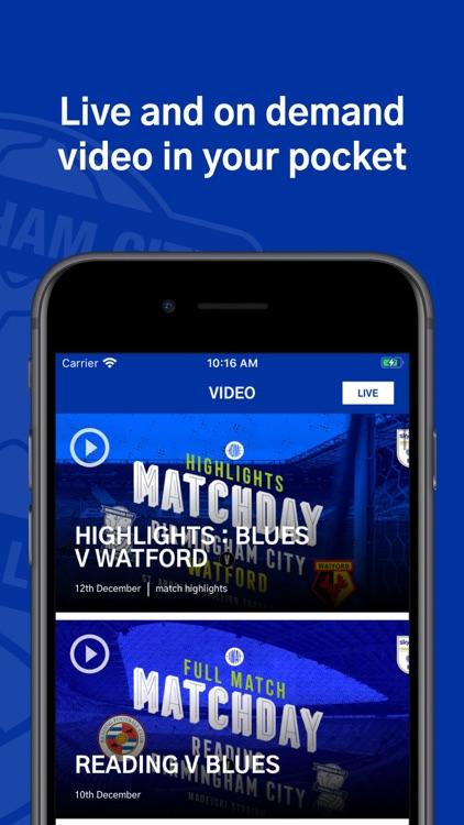 Birmingham City FC - Official screenshot-3