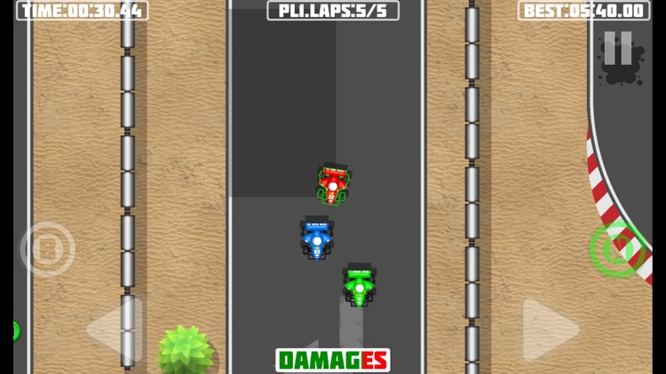 Nitro Car Racing 2 Lite screenshot-9