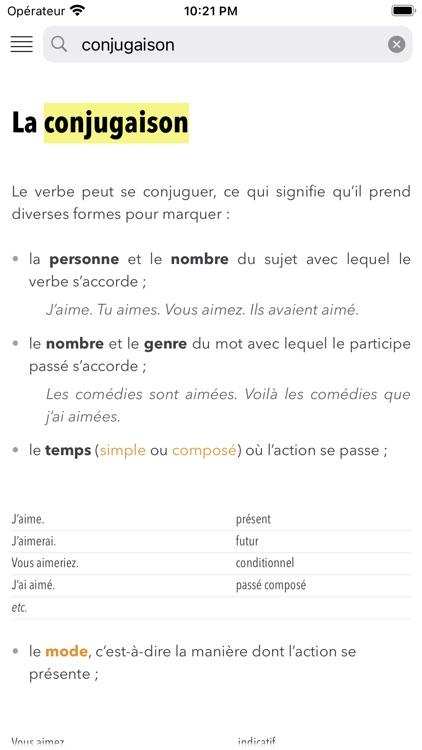 Antidote Mobile 4 – French screenshot-5