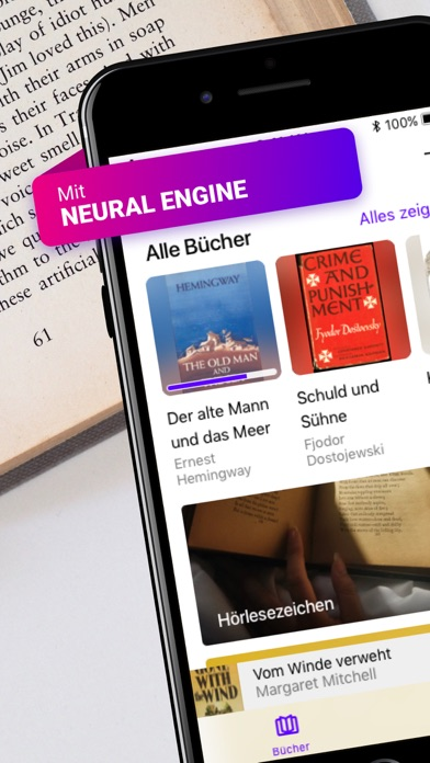 messages.download Audible Library: Hörbücher software