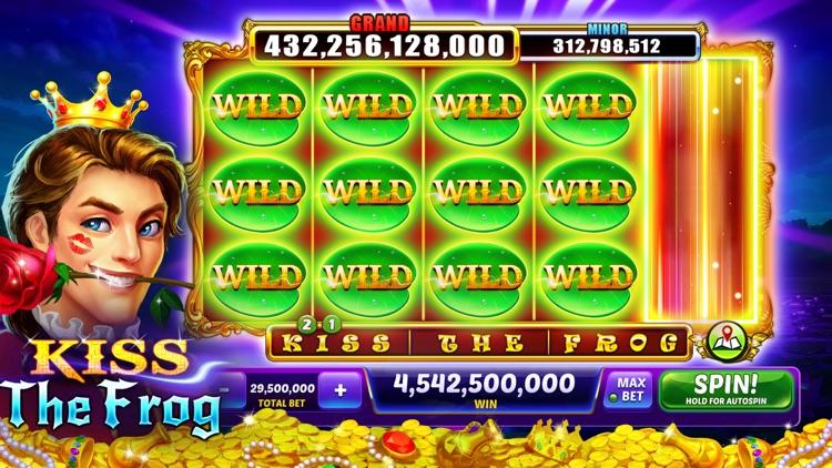 Vegas Friends - Casino Slots screenshot-4