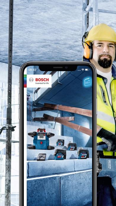 Bosch Levelling Remote AppScreenshot von 1