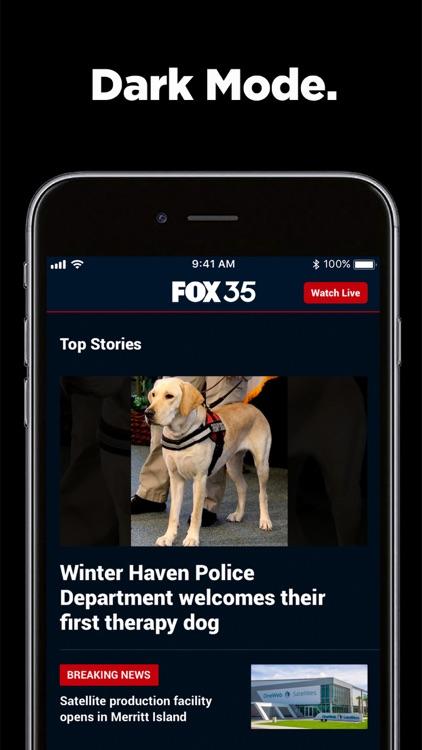 FOX 35: Orlando News & Alerts screenshot-5