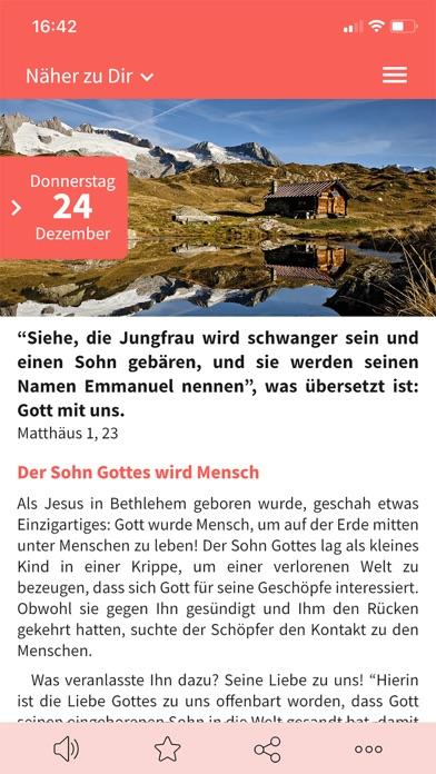 messages.download Näher zu Dir Tageskalender software