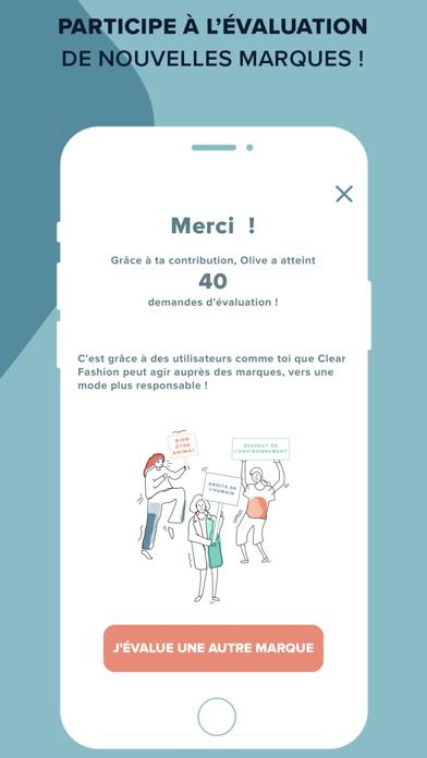 messages.download Clear Fashion - scan vêtements software