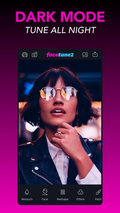 Facetune2: Best Selfie Editing Screenshot