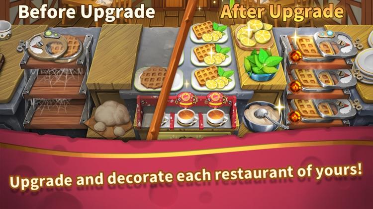 Cooking Town screenshot-5