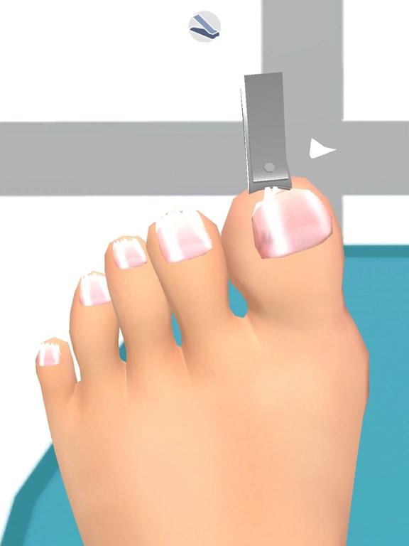 Foot Clinic - ASMR Feet Care screenshot 13