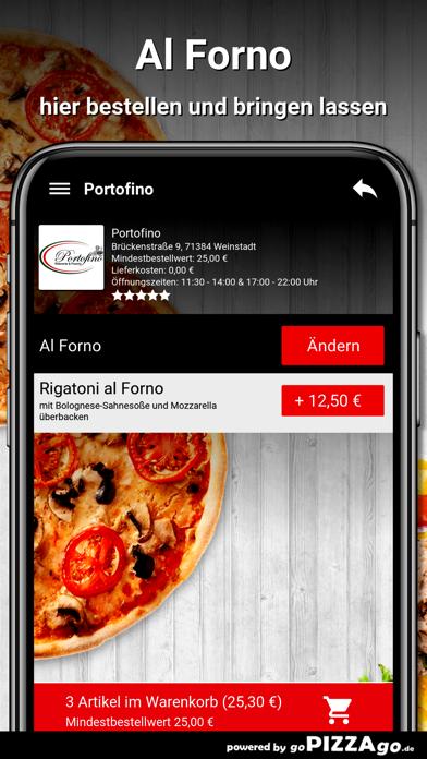Portofino Weinstadt screenshot 6