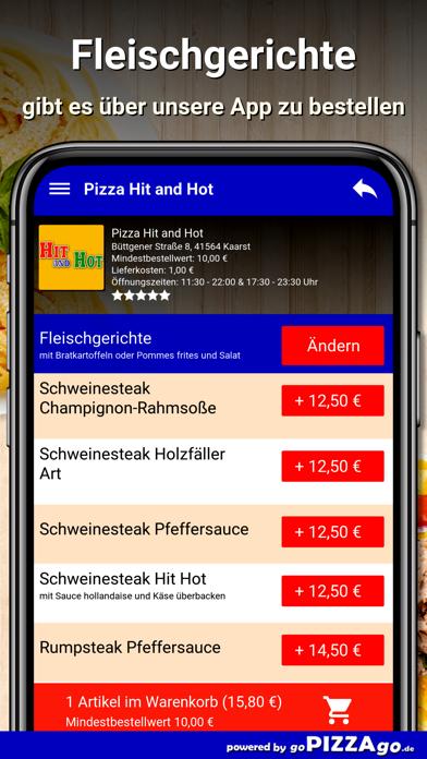 Pizza Hit and Hot Kaarst screenshot 6