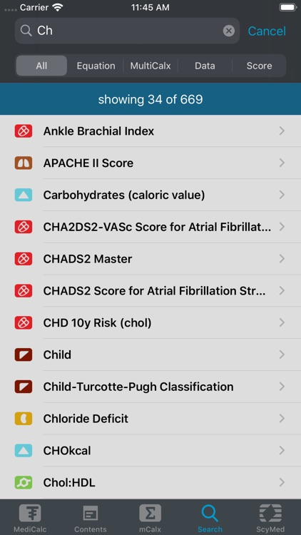 MediCalc® screenshot-9