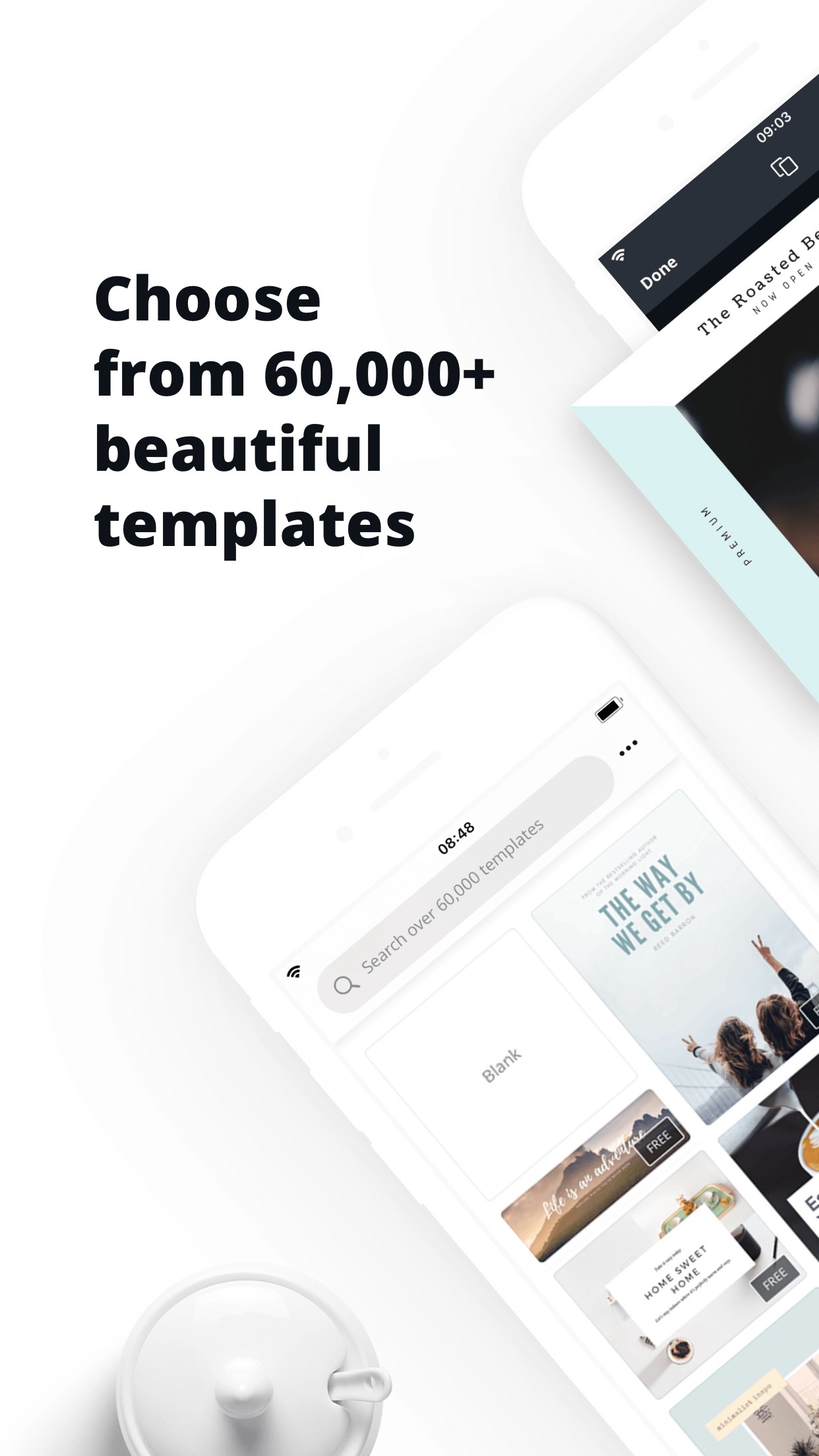 Canva: Graphic Design & Video Screenshot