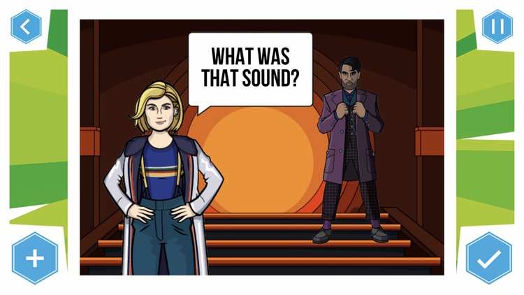 Doctor Who: Comic Creator screenshot-0