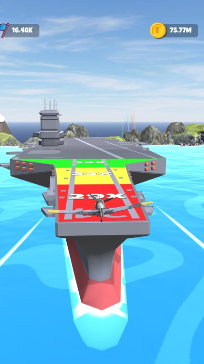 Sling Plane 3D screenshot-4