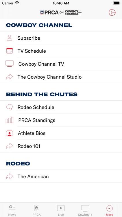 The Cowboy Channel Plus screenshot-3