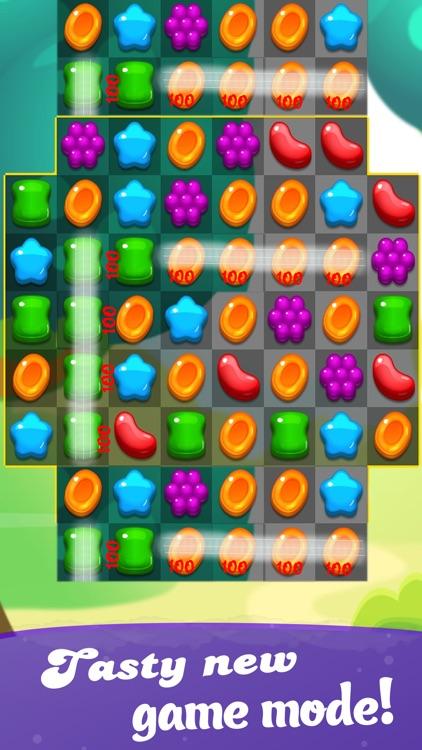 Candy Rush 3D - Match 3 Games screenshot-3