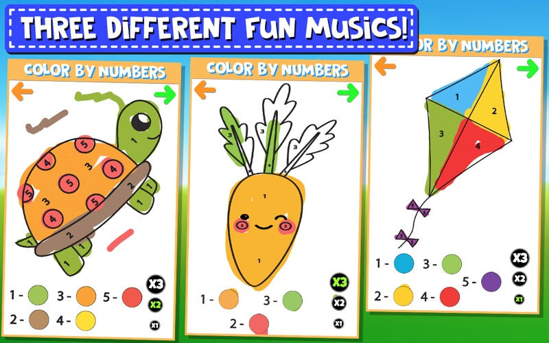 Color And Numbers screenshot 8