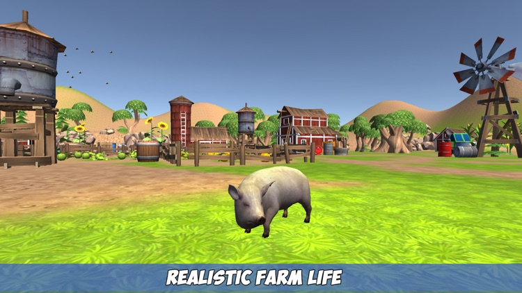 Pig Simulator screenshot-0