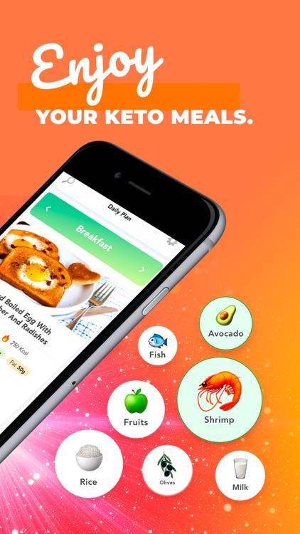 KetoApp - Diet Recipes screenshot-3