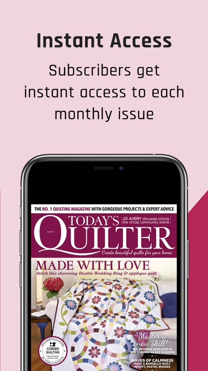 Today's Quilter Magazine screenshot-6